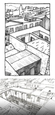 Portfolio Marianna Poppitz urban research visualization Mexico Vecindad